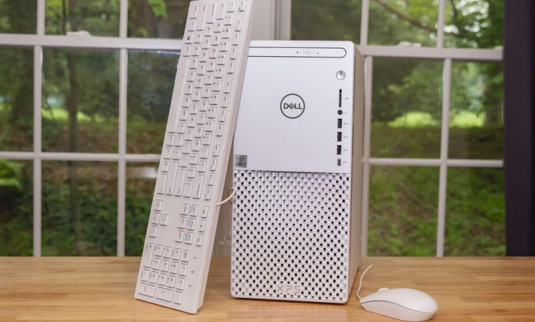 Dell XPS Desktop 8940 Special Edition review: A whole lot of computer in a small space