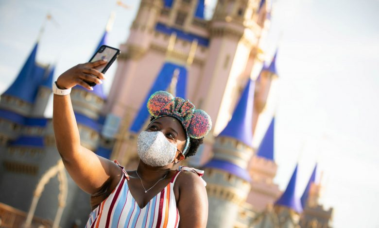 Disney World and Disneyland to require parkgoers to wear masks indoors