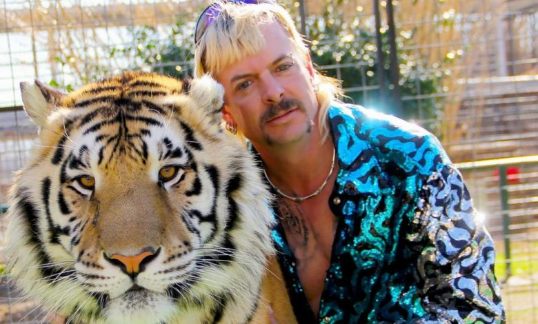 Don't expect to see Nicolas Cage as Joe Exotic the Tiger King any time soon