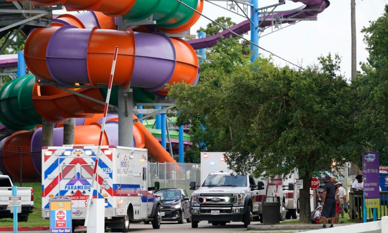 Dozens treated after chemical leak at Texas water park