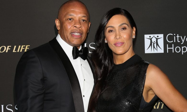Dr. Dre ordered to pay Nicole Young $300,000 a month amid divorce