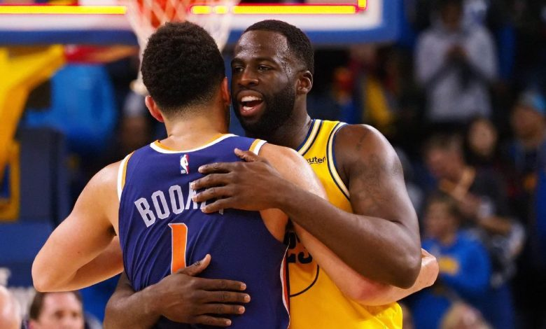 Draymond Green feeling 'lot of respect' for NBA Finals players sticking to Tokyo commitment