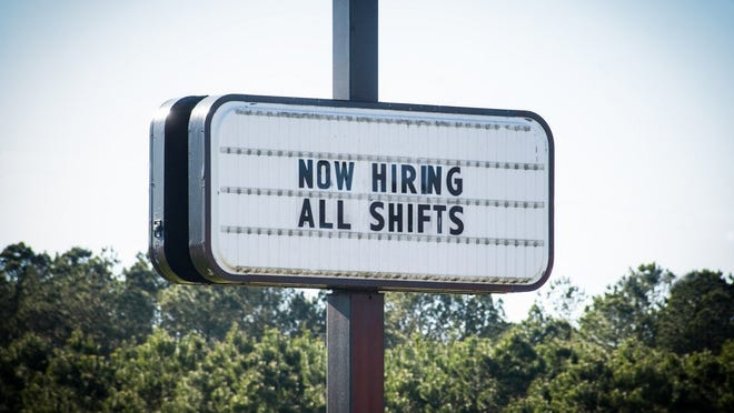 Many companies are struggling to find workers.