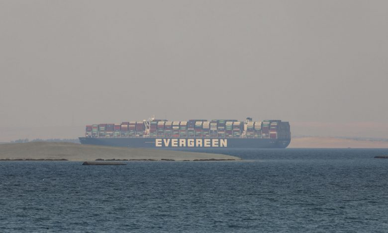 Egypt ends impounding of ship that got stuck in Suez Canal