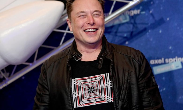 Elon Musk purchases Virgin Galactic ticket for trip to space, report says