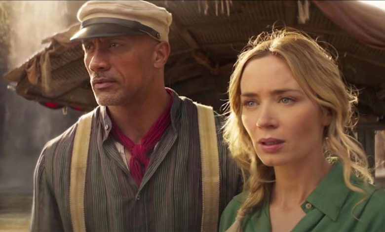 Emily Blunt on horrific nature run-in that had her 'dropping her pants' — and why The Rock calls her 'the female Indiana Jones'