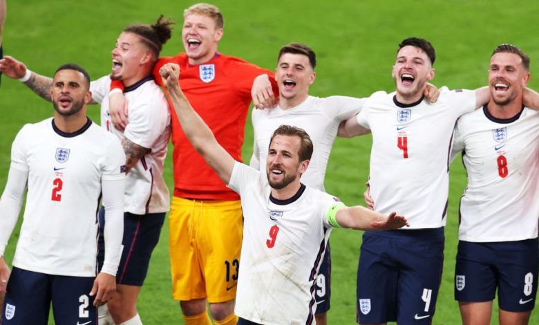 Finally! England outlast Denmark at Euro 2020, overcome past failures to reach first major final in 55 years