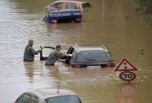 Floods in Europe and China disrupt global shipping, supply chains