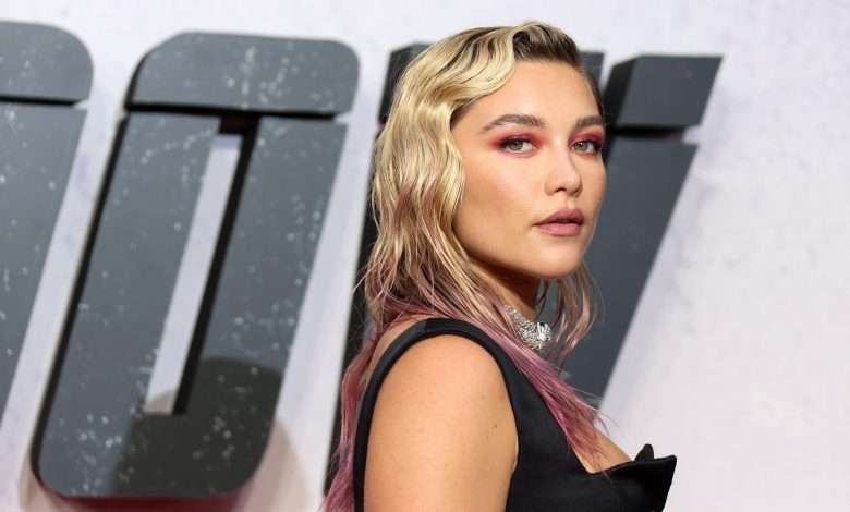 Florence Pugh, 25, says her relationship with Zach Braff, 46, 'bugs people that it's not who they expected'