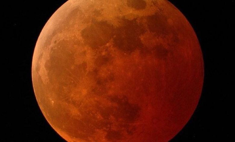 Friday's full 'buck' moon could rise reddish across much of the US