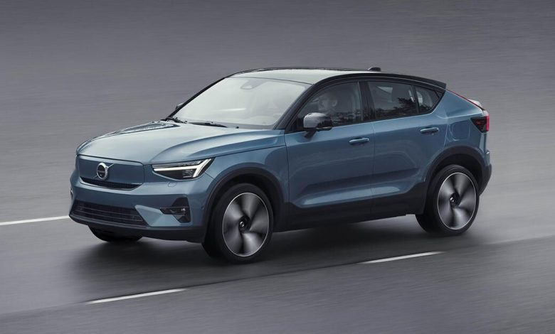 Full-electric Volvo C40 Recharge starts at $58,750