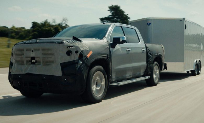 GM's next-gen Super Cruise makes towing easier