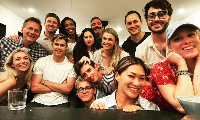 Glee's Heather Morris, Kevin McHale, and More Reunite After Anniversary of Naya Rivera's Death