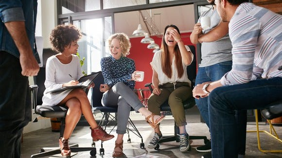 Building a positive office culture helps retain and attract employees.