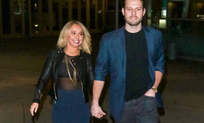 Hayden Panettiere and Brian Hickerson reunite after abuse