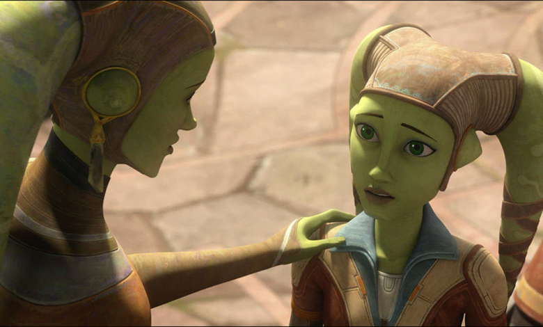 Hera Syndulla's voice in Star Wars: The Bad Batch was inspired by Marvel