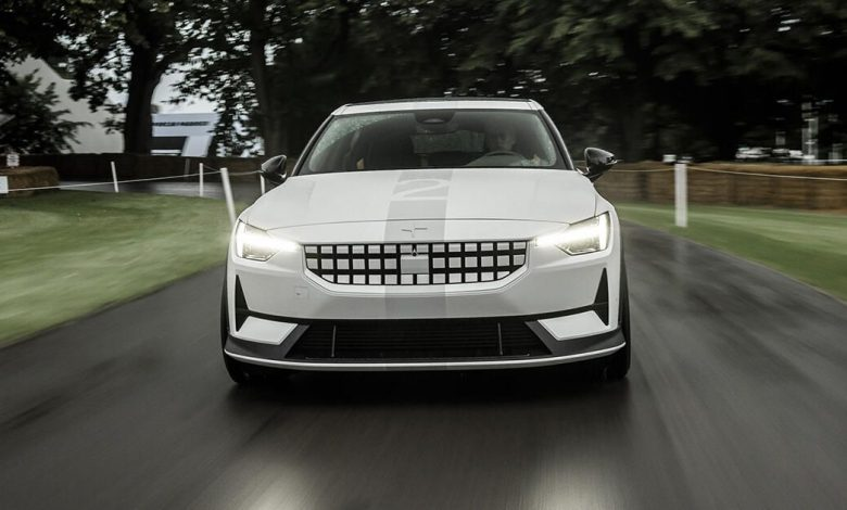 High-performance Polestar 2 prototype is an EV we can totally get behind
