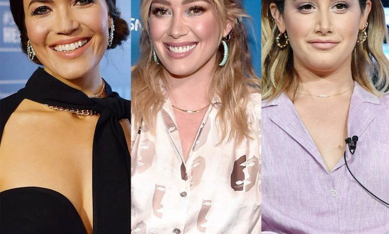 Hilary Duff Hosts Adorable Mommy and Me Class With Mandy Moore, Ashley Tisdale and More Celeb Babies