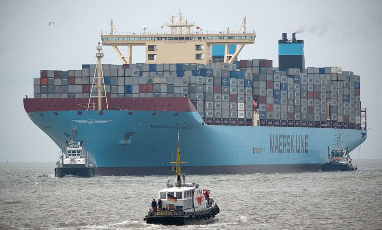 How shipping behemoth Maersk is navigating the global container crisis