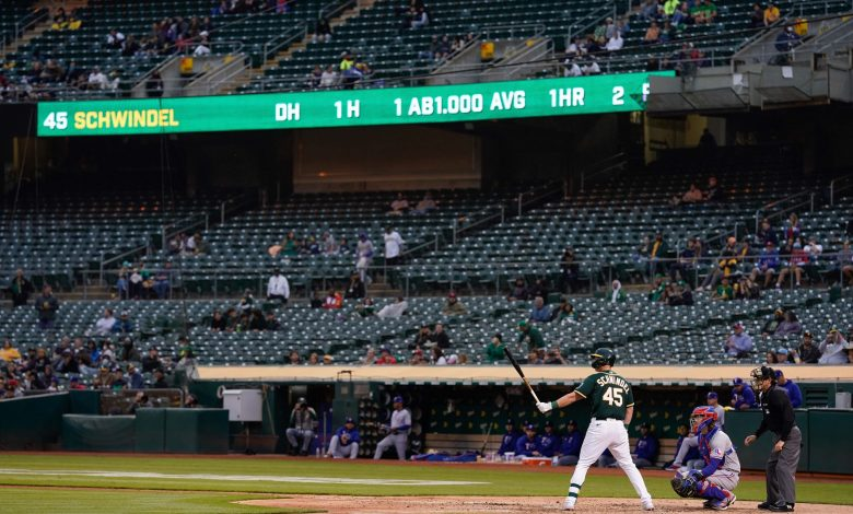 Howard's End: Can the A's find a new home in Oakland?