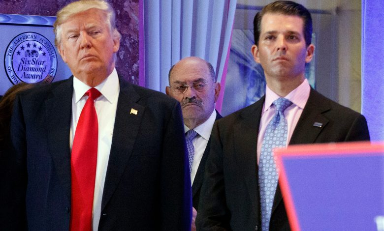 Indicted Trump Organization CFO removed as officer from subsidiaries