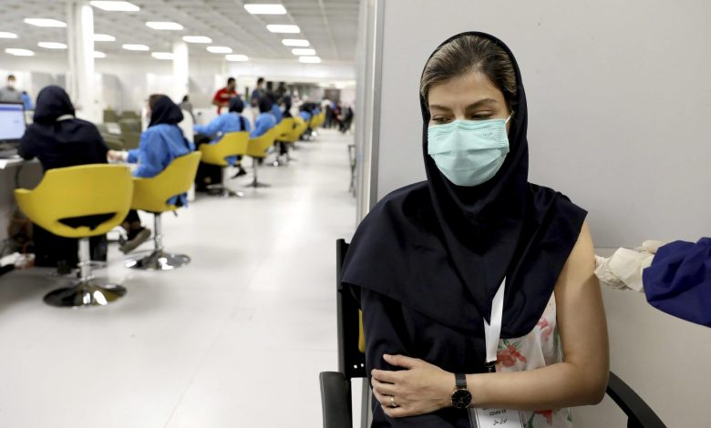 Iran reimposes virus restrictions as delta variant spreads