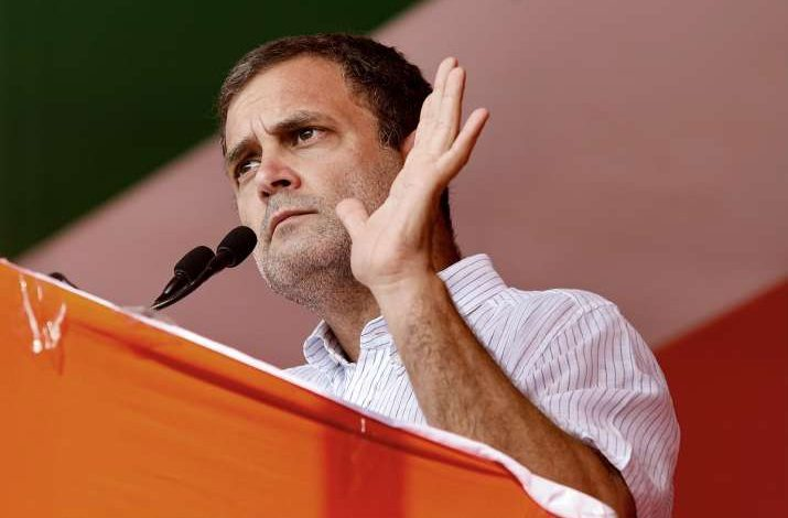 rahul gandhi takes dig at centre over tax on fuel