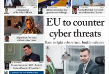 Issue 1396: EU to counter cyber threats (Digital Edition)
