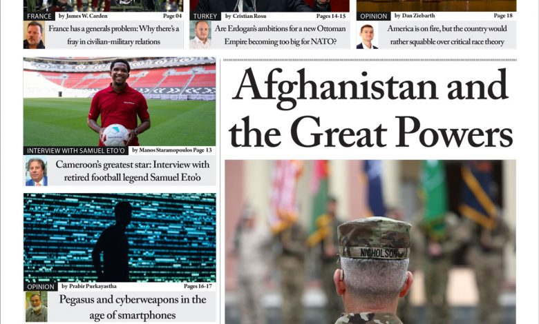 Issue 1397: Afghanistan and the Great Powers (Digital Edition)