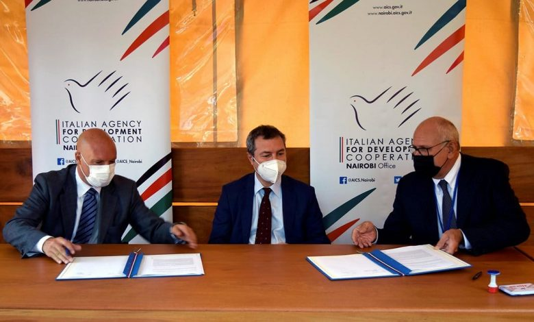 Italy's ENI and Kenya's government to promote decarbonization