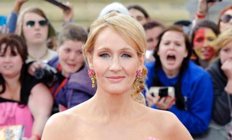 J.K. Rowling says she faces threats by 'hundreds' of trans activists amid controversy