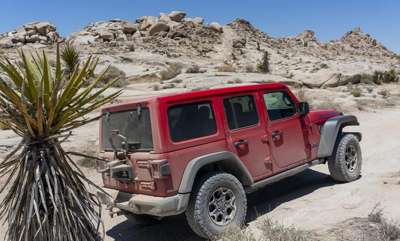 Jeep Wrangler 4xe, a new Dodge electric muscle car and more: Roadshow's week in review