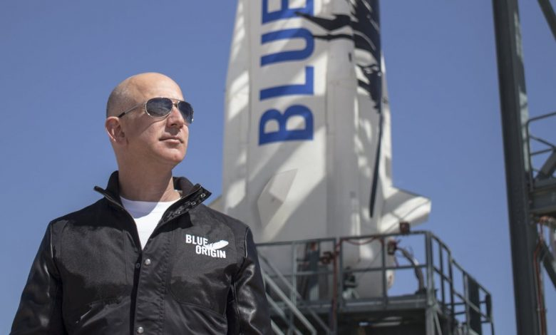 Jeff Bezos and Blue Origin: See how his journey to space is taking flight