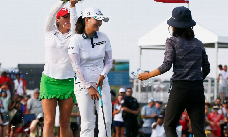 Jin Young Ko wins Volunteers of America Classic a week after losing No. 1 ranking
