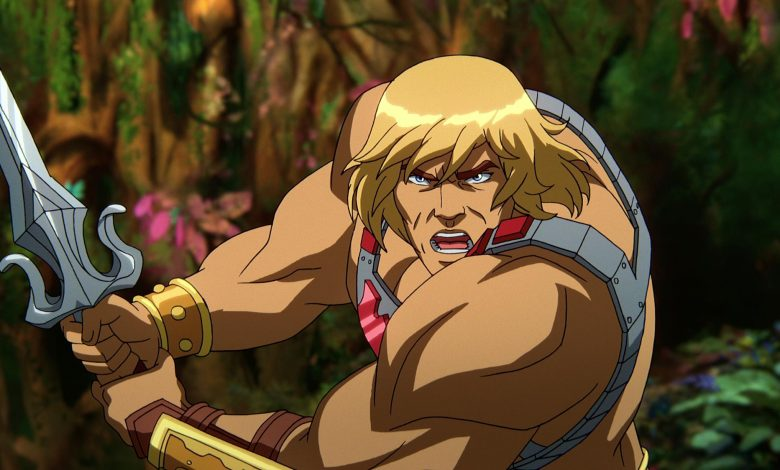 Kevin Smith promises he won't ruin your childhood with new He-Man series 'Masters of the Universe: Revelation'