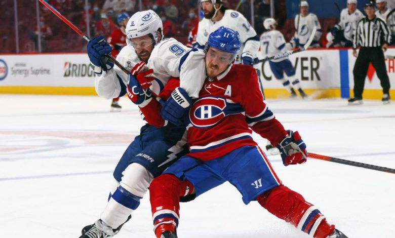 Lightning look to finish Stanley Cup Final sweep of the Canadiens
