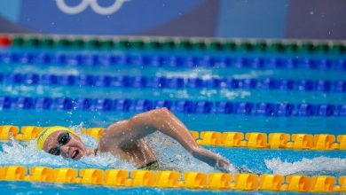 Live -- Katie Ledecky grabs silver, Caeleb Dressel tries for gold, U.S. men's gymnastics and more updates from the Tokyo Olympics