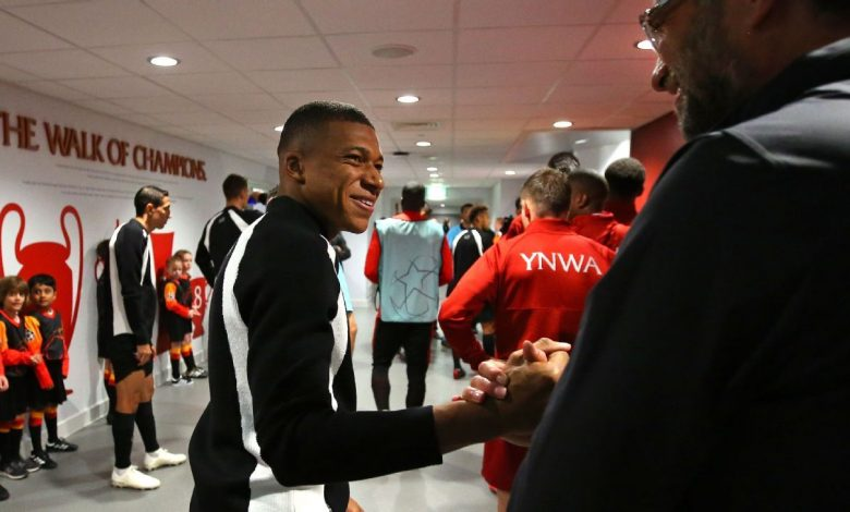 Liverpool leading contenders for Kylian Mbappe as contract uncertainty continues