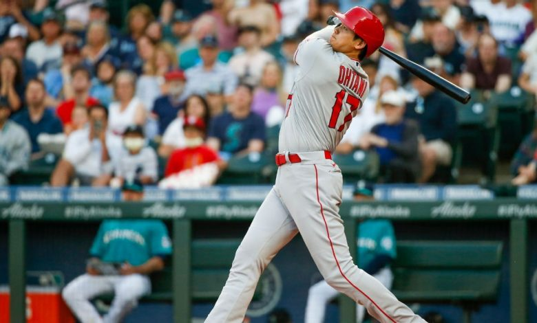 Los Angeles Angels' Shohei Ohtani in rare company with upper-deck home run in Seattle's T-Mobile Park