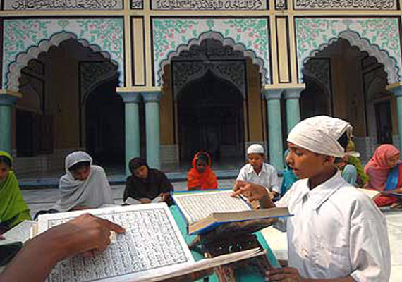 Sabir Shah, a student at a Lahore religious school stated