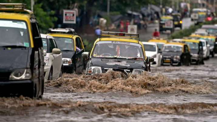 Monsoon in revival mode; moderate showers in Mumbai, good