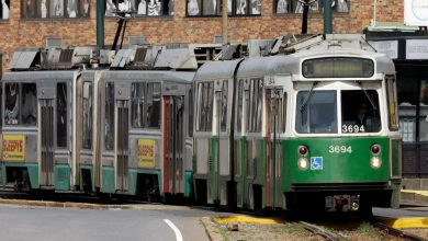 Multiple injured after Green Line trains collide in Boston