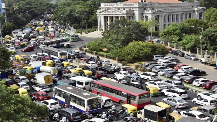 Several Bengaluru residents took to Twitter to share that