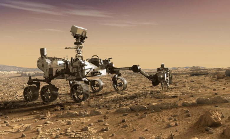 NASA to Brief Early Science Results From Perseverance Mars Rover
