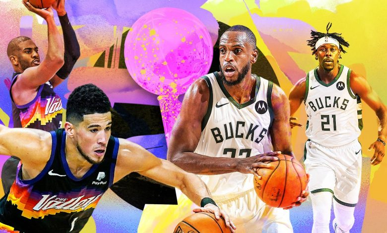 NBA Finals 2021 - What to know about the Phoenix Suns vs. Milwaukee Bucks showdown