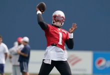 NFL training camp updates - Cam Newton's big day, Ravens' soccer drill, the Jalen Hurts-DeVonta Smith connection, more