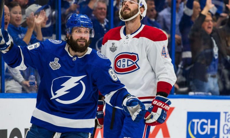 NHL Stanley Cup Finals: Stream Lightning vs. Canadiens Game 4 live tonight