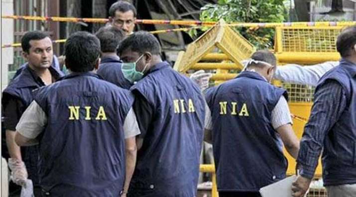 NIA carries out searches in Kashmir in connection with circulation of ISIS propaganda