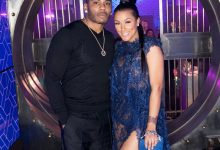 Nelly's Longtime Girlfriend Shantel Jackson Claims the Couple Has Broken Up: 'Just Friends'