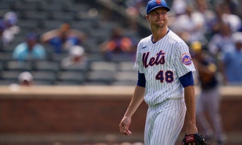 New York Mets ace Jacob deGrom says he's skipping All-Star Game